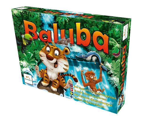 Baluba spil et vand-vittigt jungle spil