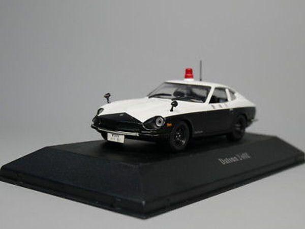 Editions atlas collection police cars datsun 240Z