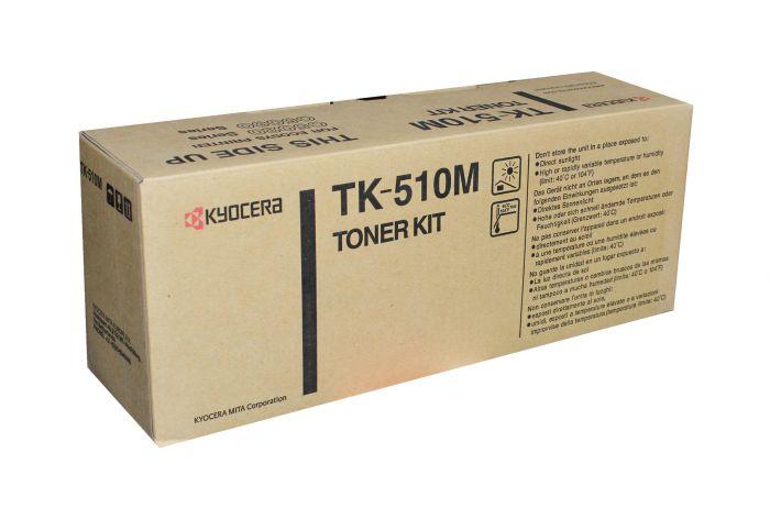 Kyocera TK-510M rød