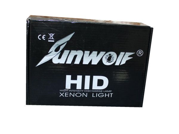 Sunwolf HID xenon light