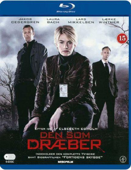 Blu-Ray box den som dræber - den komplette serie