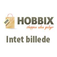 Shine Hættetrøje Style: 2-8465 i Sort/Grå (XX-Large)
