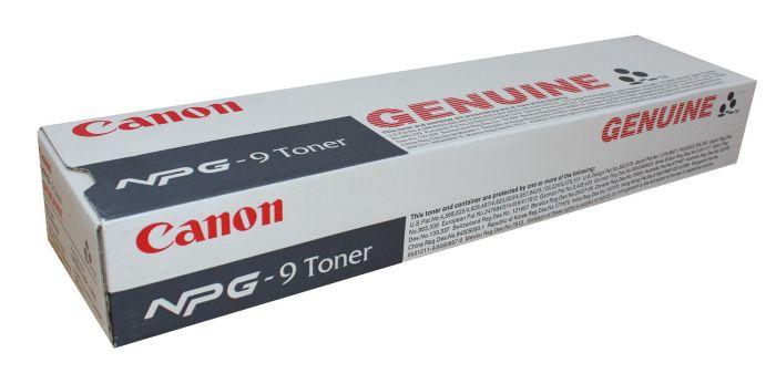 Canon NPG-9 toner sort