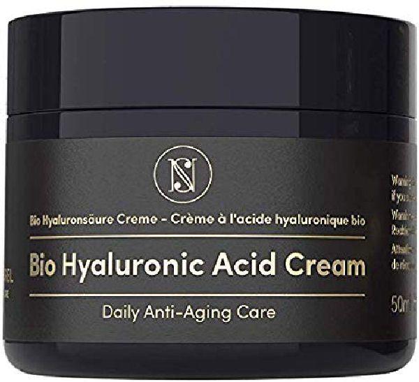 Satin natural bio hyaluronic acid cream 50ml