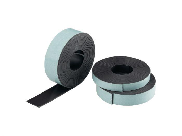 Legamaster Selvklæbende magnet tape 19mm x 3M, 1861 00 / 7-186...