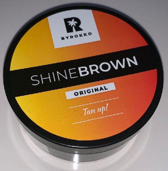 Byrokko shine brown original tan up 190ml