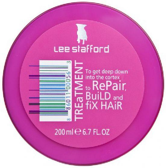 Lee stafford breaking hair treatment 200ml