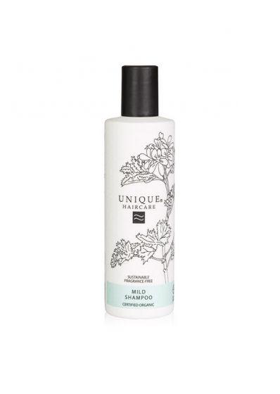 Unique haircare mild shampoo 50ml