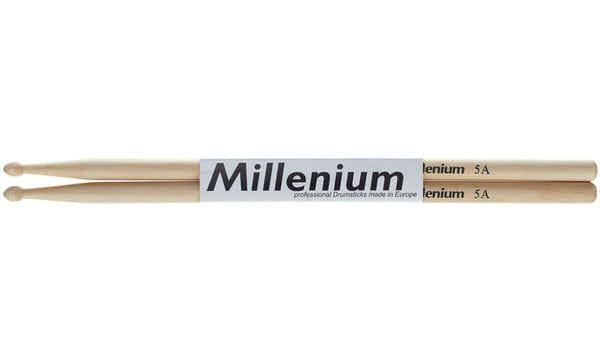 Millenium 5A drumsticks wood