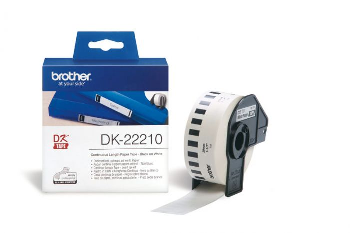 Brother DK-22210 labels