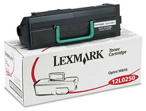 Lexmark 12L0250 sort