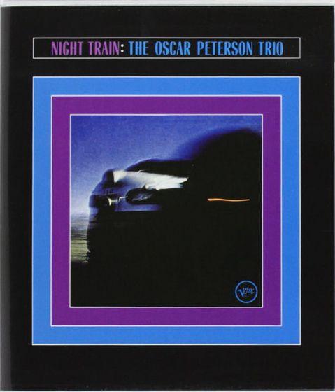 Cd the oscar petterson trio - night trin