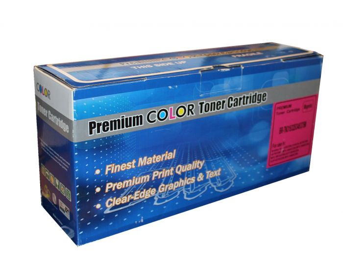Premium color Compatible Brother TN-325M rød