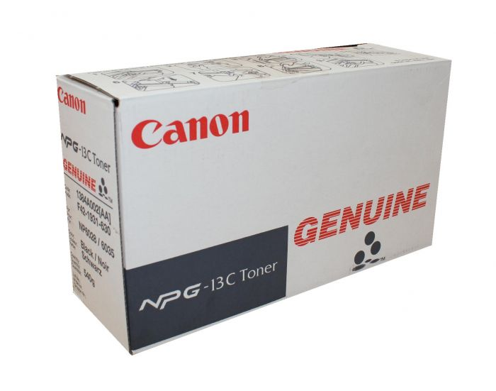 Canon NPG-13C toner sort
