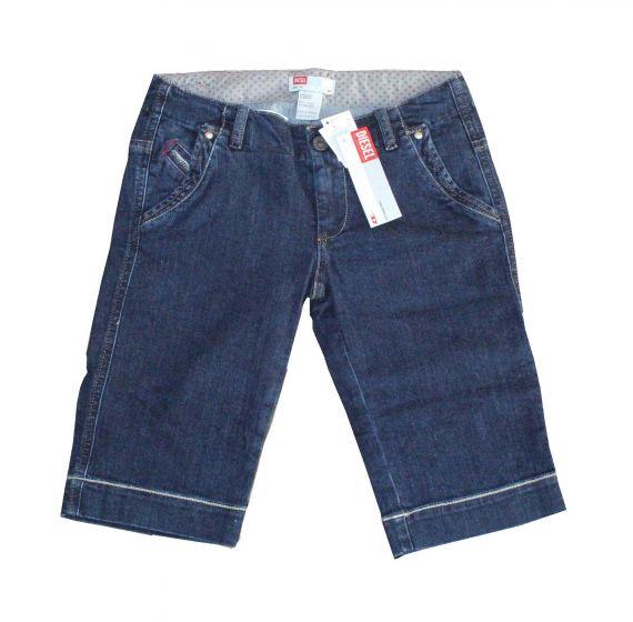 Diesel Shorts Puxim Girl i Mørkeblå Str. 12 År