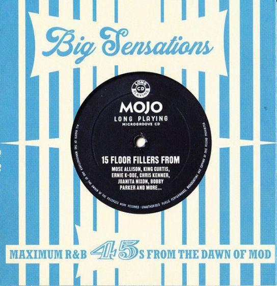 Cd mojo presents - big sensations