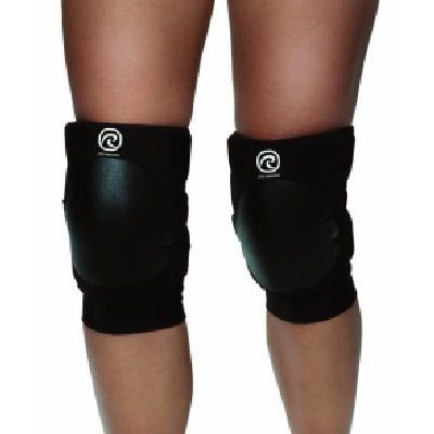 Rehband volleyball knee pads 7750 unisex i sort large