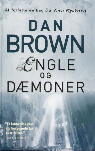 Dan Brown - Engle og demoner