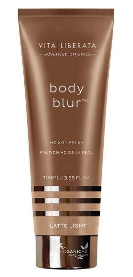 Vita liberata body blur hd skin finish latte 100ml
