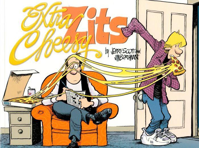 Jerry Scott - Extra cheesy Zits