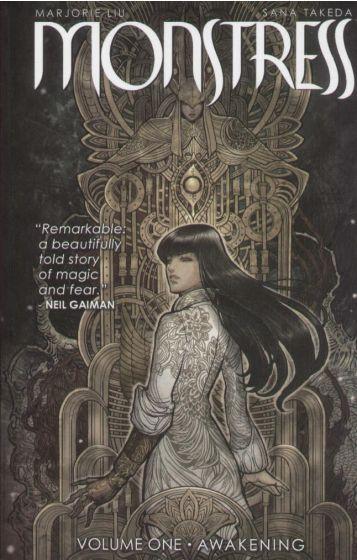 Marjorie Liu - Monstress 1 Awakening