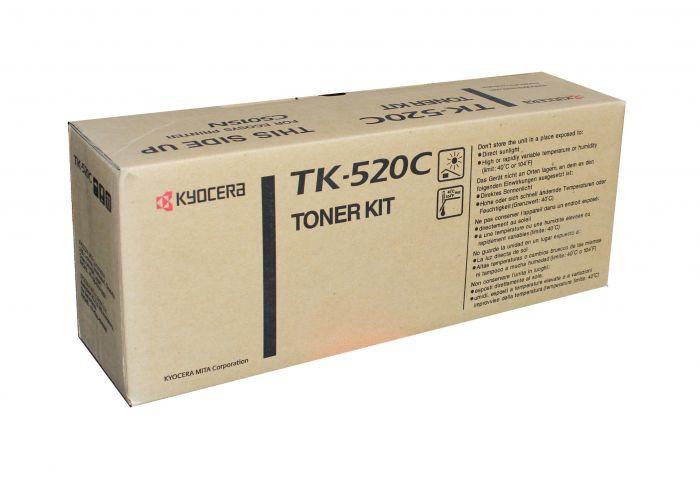 Kyocera TK-520C blå