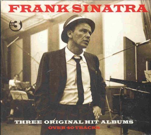 Cdbox Frank Sinatra - Three Original Hit Albums