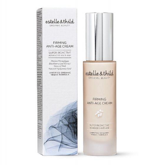 Estelle & thild organic beauty night recovery anti-age cream 50ml