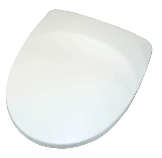 DURAform Sign toiletsæde hvid