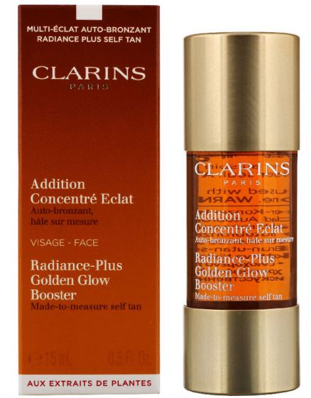 Clarins paris radiance-plus golden glow booster 15ml