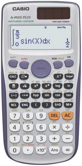 Casio lommeregner fx-991es plus 417 funktioner