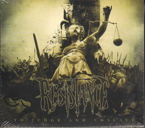 Cd Resistance - To Judge and Enslave