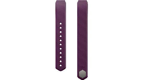 Fitbit alta classic accessory band large lilla