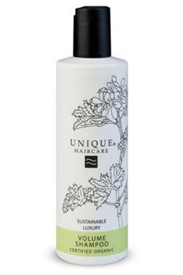 Unique haircare volume shampoo 250ml