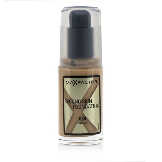 Max Factor second foundation 080 bronze 30ml