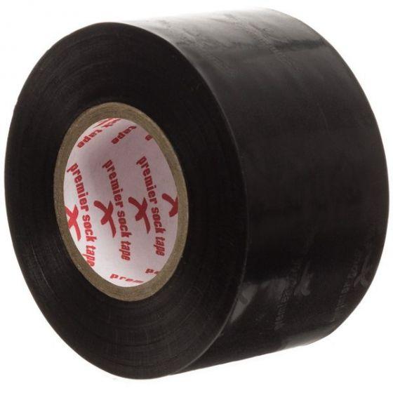 Premier Sock Tape Strømpetape 3,8 cm x 20 m - Sort