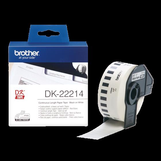 Brother DK-22214 labels