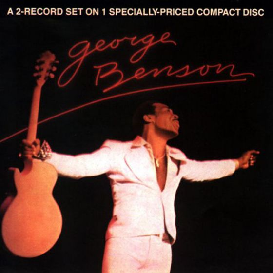 Cd george benson - weekend in l.a.
