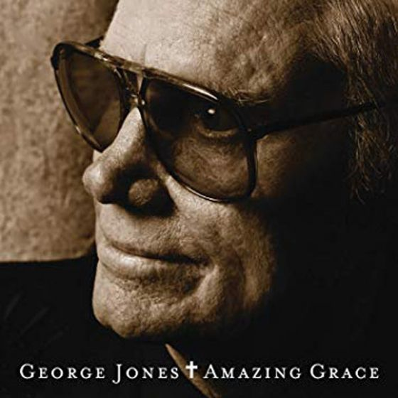 Cd george jones - amazing grace