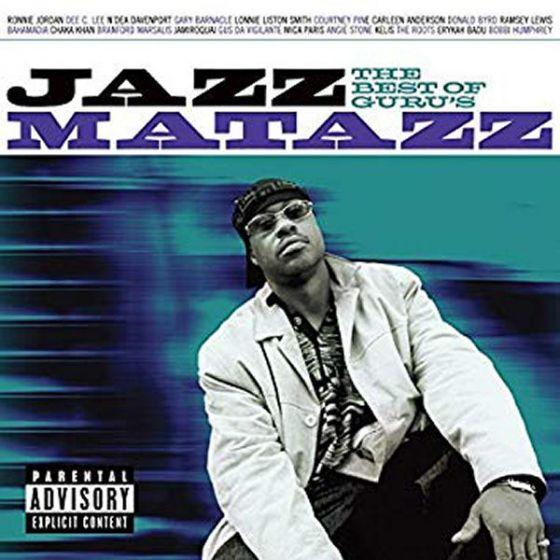Cd jazz matazz - the best of guru's