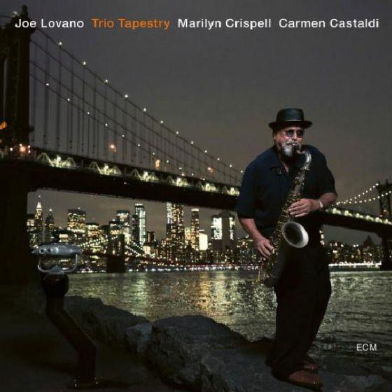 Cd joe lovano - trio tapestry