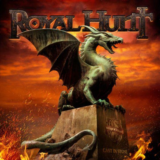 Cd royal hunt - cast in stone