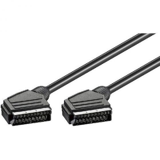 Connectech by sinox scart-kabel scart han - scart han 1,5m CTV8202
