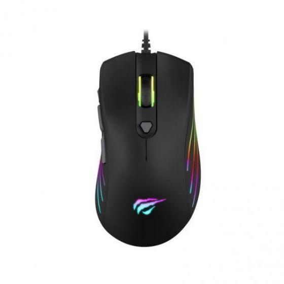 Havit gamenote rgb backlit gaming mouse MS1002