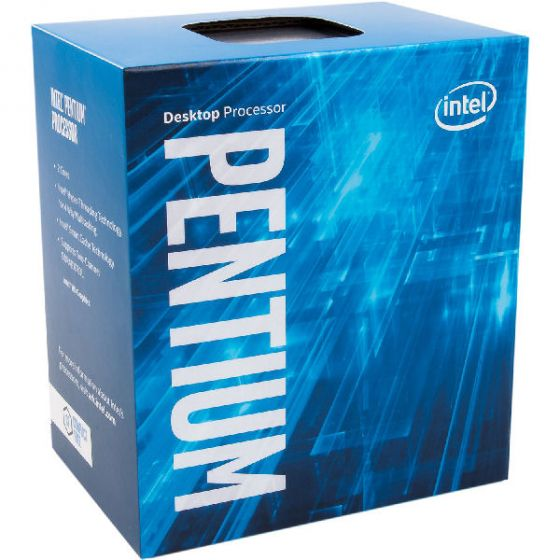 Intel desktop processor pentium G4600 LGA1151