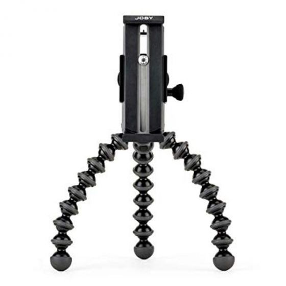 Joby griptight gorillapod stand for smaller phones 54-72mm