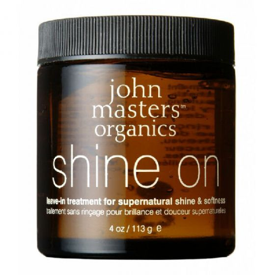 John masters organics shine on leave-in treatment for supernatural shine & softness 113g