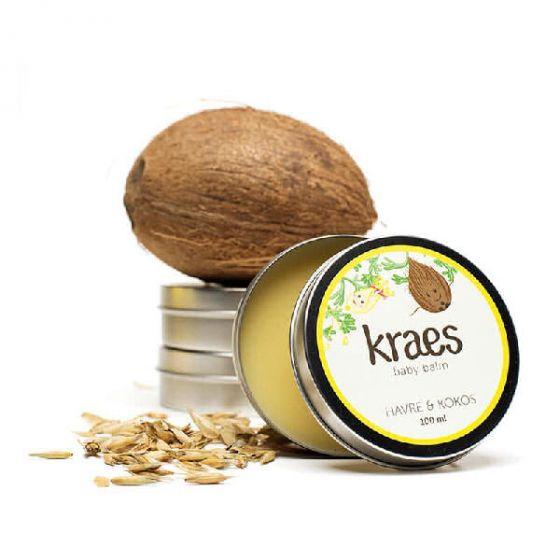 Kraes baby balm havre & kokos 100ml