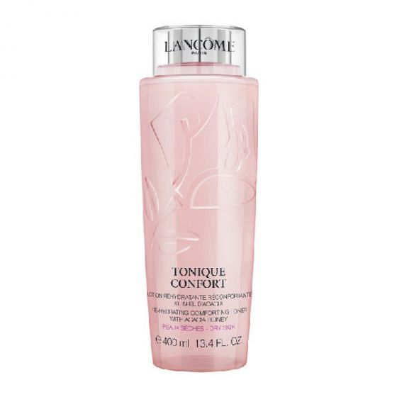 Lancome tonique confort re-hydrating comforting toner with acacia honey 400ml