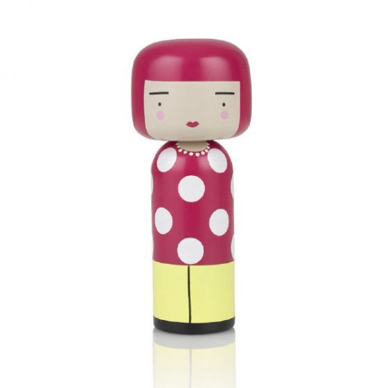 Lucie kaas sketch.inc kokeshi dot